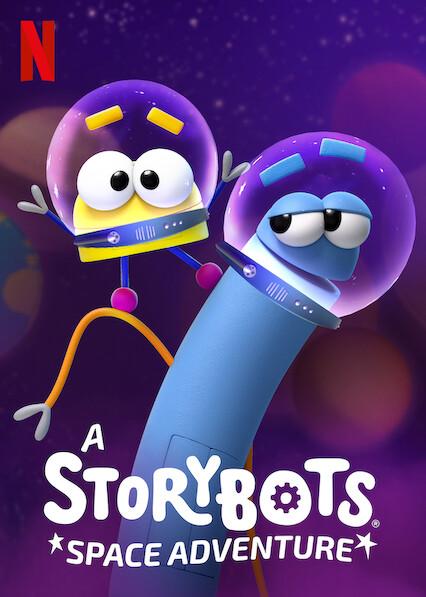 A StoryBots Space Adventure on Netflix UK