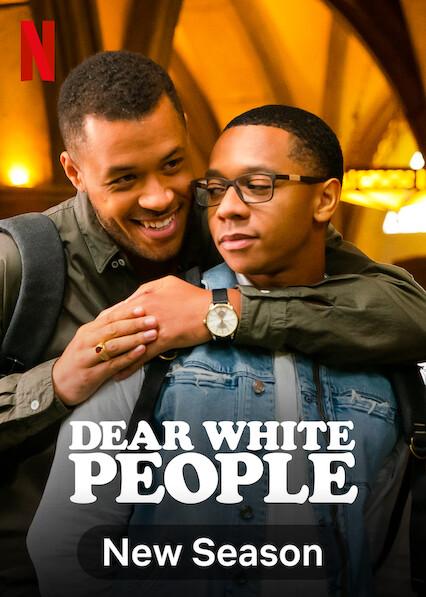 Dear White People on Netflix UK